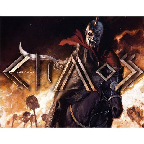 Sons of Chaos - by  Chris Jaymes (Hardcover) - image 1 of 1