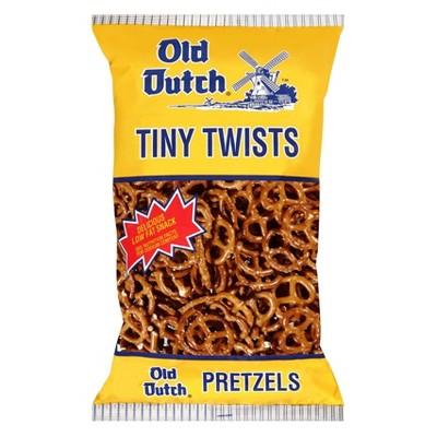 Old Dutch Tiny Twists Mini Pretzels - 15oz