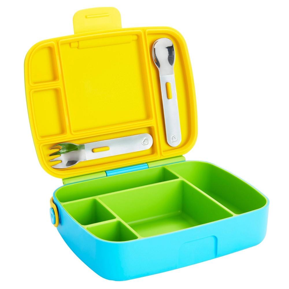 Image of Munchkin Bento Toddler Lunch Box - Green