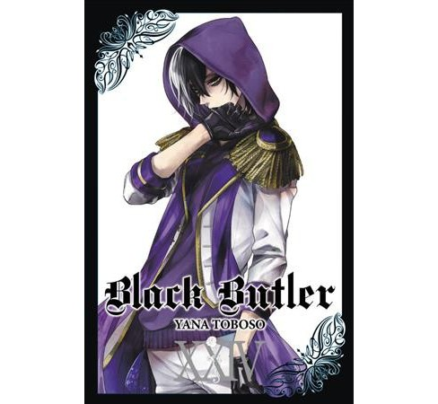 Black Butler 24 -  (Black Butler) by Yana Toboso (Paperback) - image 1 of 1