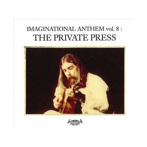 Various Artists - Imaginational Anthem Vol. 8: The Private Press (CD) - image 1 of 1