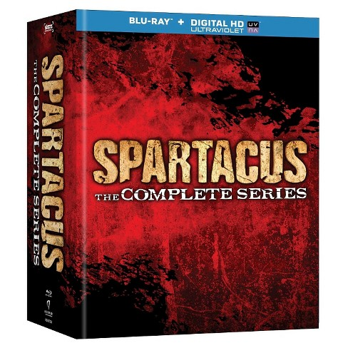 Spartacus: The Complete Collection [13 Discs] [Blu-ray] - image 1 of 1
