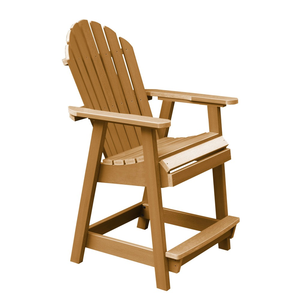 Hamilton Counter Deck Chair Toffee - Highwood