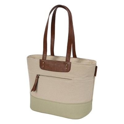 Arctic Zone Canvas Collection Lunch Tote - Desert
