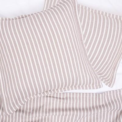 carol & frank Bengal Stripe Blanket