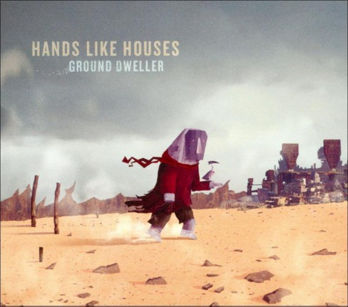 Hands like houses - Ground dweller (CD) - image 1 of 2