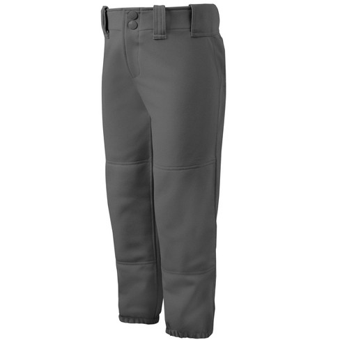 Baseball//Softball Pants 2-Button//Zipper Fly 8 Youth//Adult Sizes Belt Tunner Loops Double Layer//100/% Polyester Knit