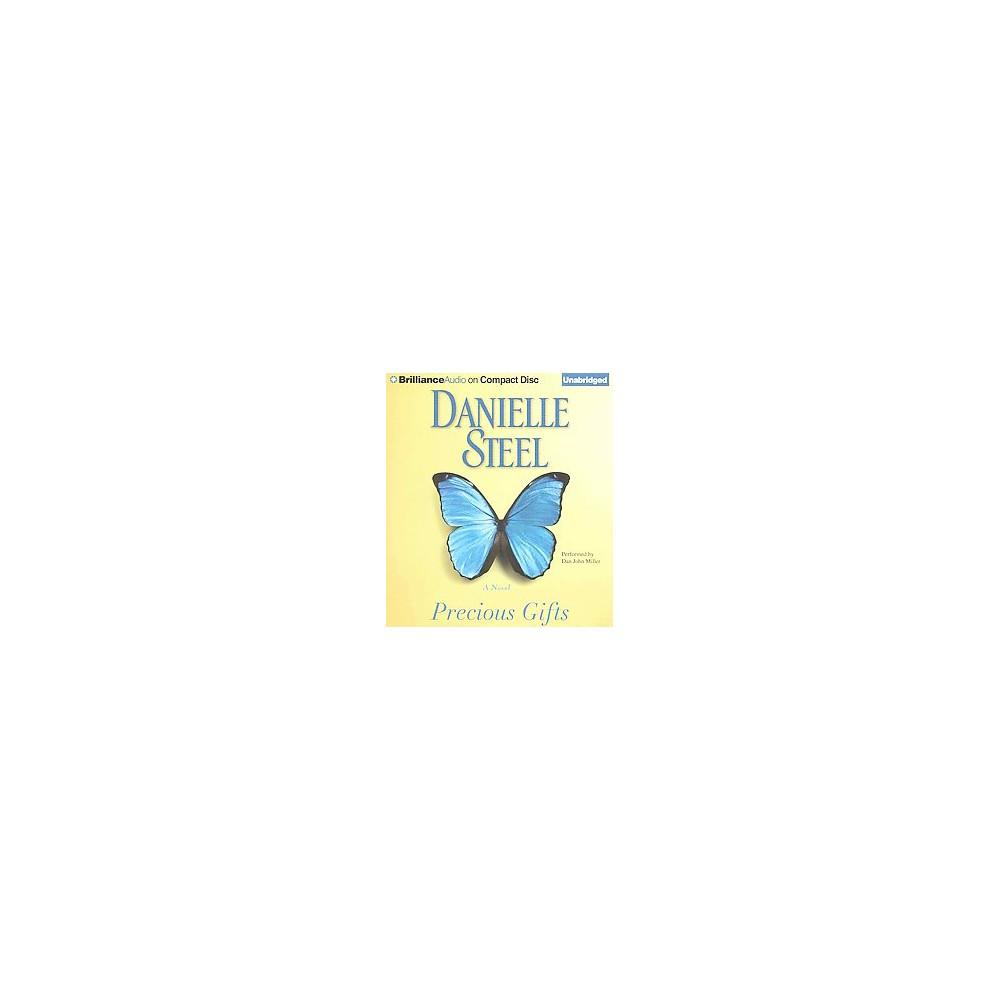 Precious Gifts (Unabridged) (CD/Spoken Word) (Danielle Steel)