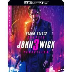 John Wick: Chapter 3 - Parabellum (4K/UHD)