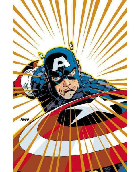 Captain America Marvel Knights 2 (Paperback) (Dave Gibbons & Robert Morales & Robert Kirkman) - image 1 of 1