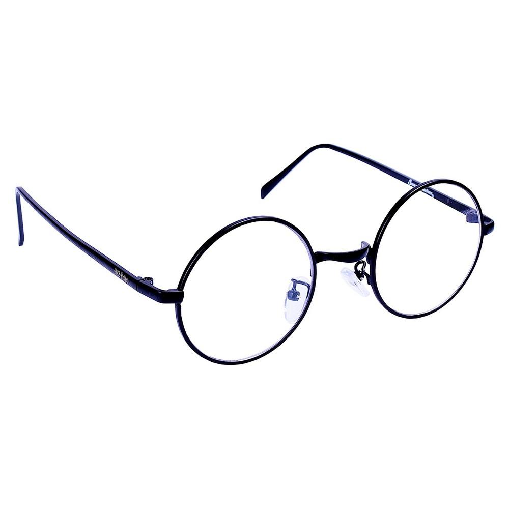 Image of Harry Potter Black Metal Frame Eyeglasses