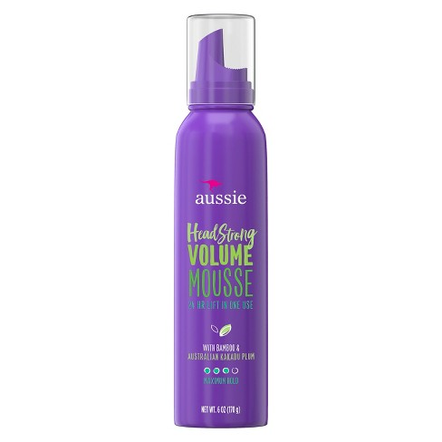 Aussie Headstrong Volume Mousse - 6.0 fl oz - image 1 of 3