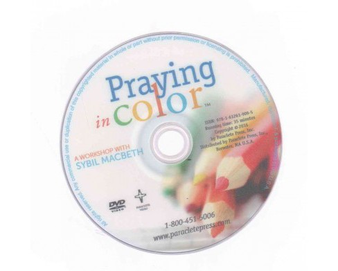 Praying in Color : A Workshop With Sybil Macbeth (Hardcover) - image 1 of 1