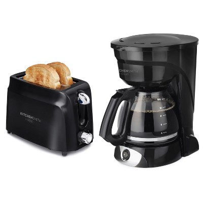 KitchenSmith by BELLA Coffee/Toast Bundle