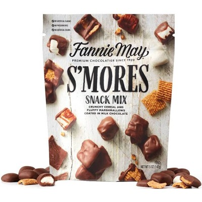 Fannie May S'mores Snack Mix - 5oz
