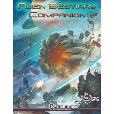 Alien Bestiary Companion Hardcover