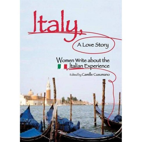 Italy, a Love Story - (Paperback) - image 1 of 1