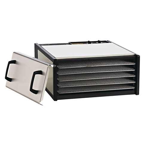 Excalibur 5 Tray Dehydrator - Stainless Steel - image 1 of 3