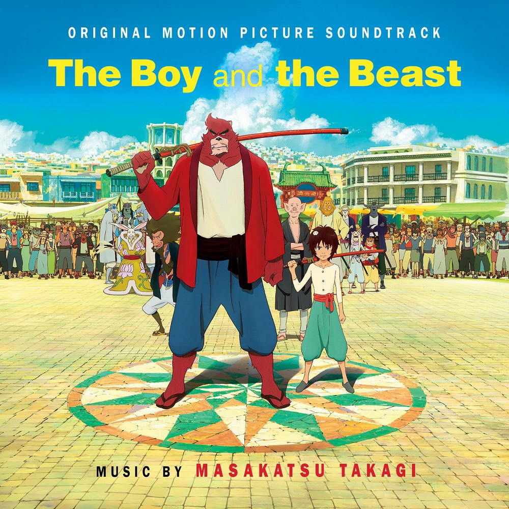 Various - Boy And The Beast (Ost) (CD)