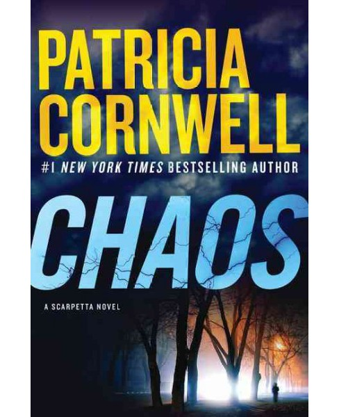 Chaos (Large Print) (Hardcover) (Patricia Daniels Cornwell) - image 1 of 1
