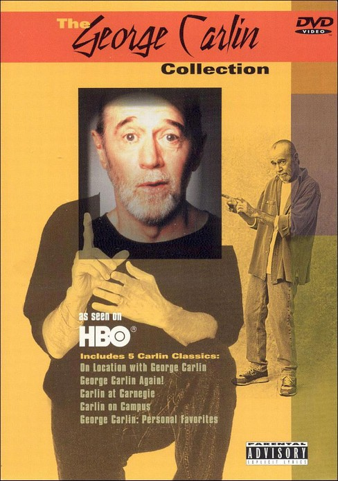 George carlin collection (DVD) - image 1 of 1