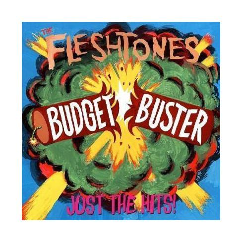Fleshtones - Budget Buster (CD) - image 1 of 1