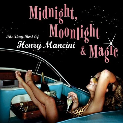 Henry mancini - Midnight, moonlight & magic: very bes (CD) - image 1 of 1