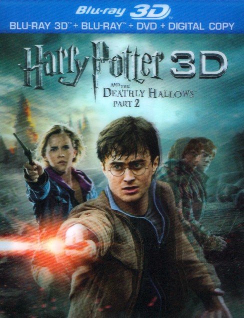 Harry Potter/Deathly Hallows:Part 2 ( (Blu-ray) - image 1 of 1