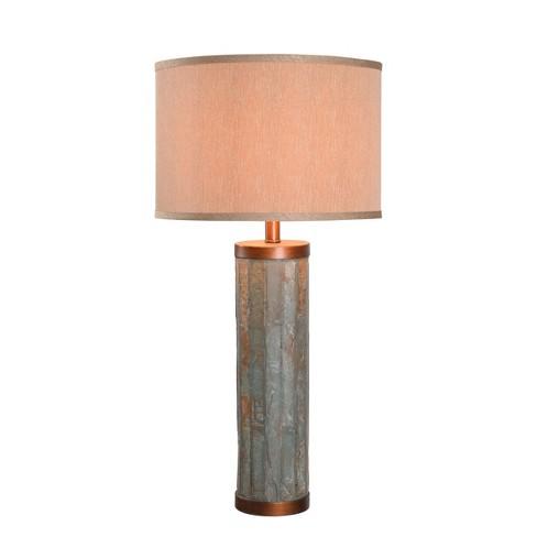 Mattias Table Lamp  - Slate - image 1 of 2