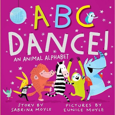 ABC Dance! - (Hello!lucky) by Sabrina Moyle (Board Book)