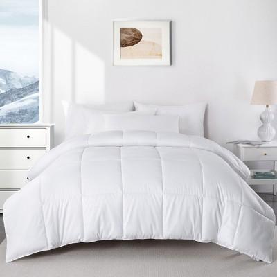 Puredown Lightweight White Down Alternative Comforter