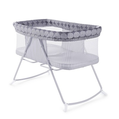 Ingenuity Crosby Foldaway Rocking Bassinet - Crosby