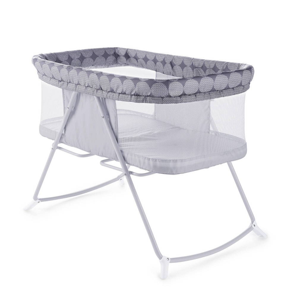 Image of Ingenuity Crosby Bassinet, Gray
