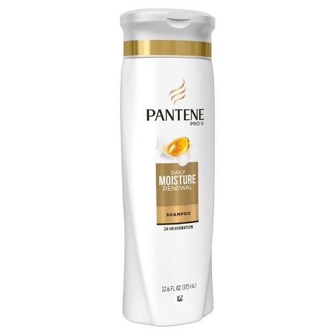 pantene daily moisture renewal shampoo target
