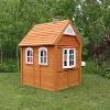 KidKraft Stoneycreek Cedar Outdoor Playhouse - image 2 of 4