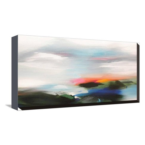 After the Storm by Leo Posillico Stretched Canvas Print - Art.com - image 1 of 4