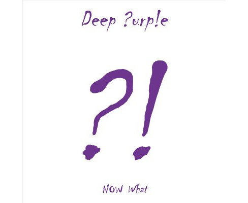Deep Purple - Now What (CD) - image 1 of 1