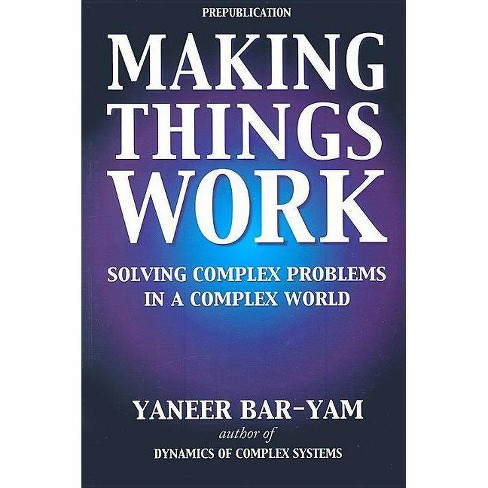Making Things Work - by  Paul Whitty (Paperback) - image 1 of 1