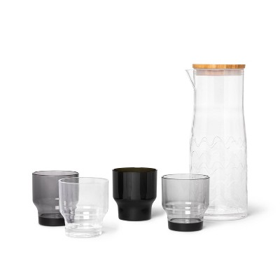 5pc Acrylic Pitcher With Tumblers   Marimekko For Target by Marimekko For Target