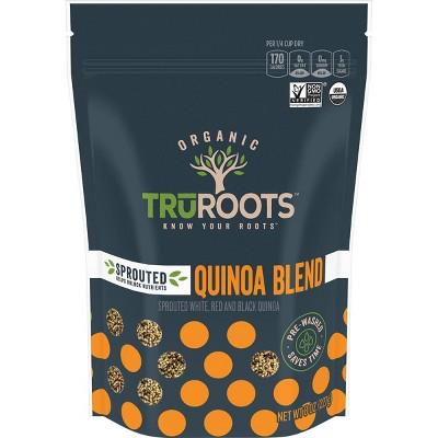 truRoots Organic Sprouted Quinoa - 8oz
