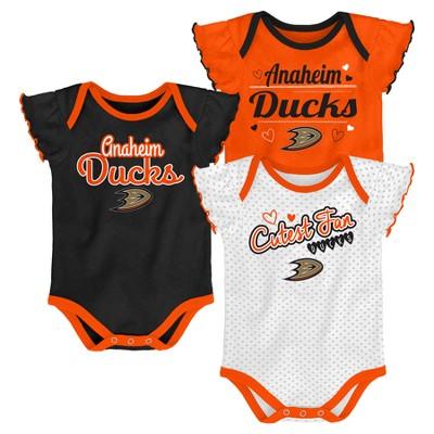 wholesale dealer db7cf 165f0 anaheim ducks baby apparel