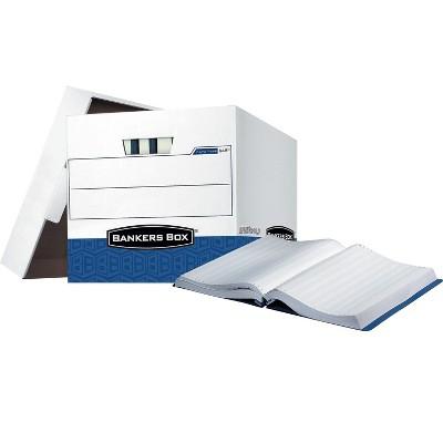 Bankers Box Data-Pak Heavy Duty Corrugated 0064802