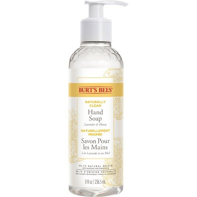 Burt's Bees Naturally Clean Hand Soap - 8oz