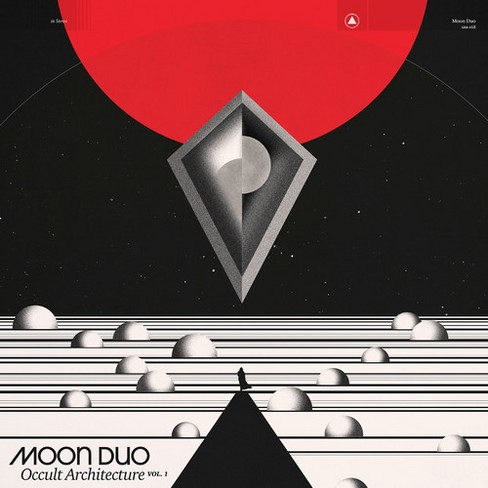 Moon Duo - Occult Architecture Vol 1 (CD) - image 1 of 1