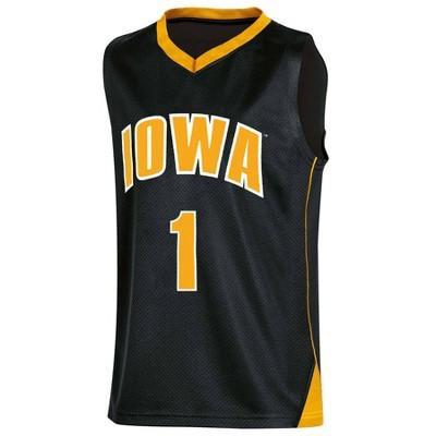 NCAA Iowa Hawkeyes Boys' Basketball Jersey