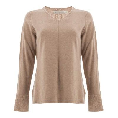 Aventura Clothing  Women's Dayton Sweater Top (Plus)