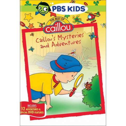 The Best of Caillou: Caillou's Mysteries and Adventures - image 1 of 1