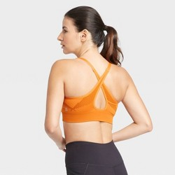 Women's Low Support Laser Cut Seamless Bra - All in Motion™