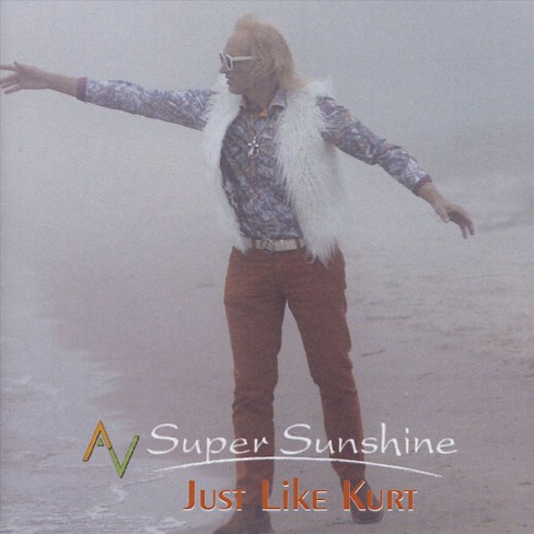 Av super sunshine - Just like kurt (CD) - image 1 of 1