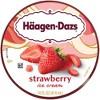 Haagen-Dazs Strawberry Ice Cream - 14oz - image 2 of 4